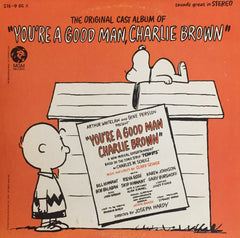 You're a Good Man, Charlie Brown / The Original Cast Album, LP