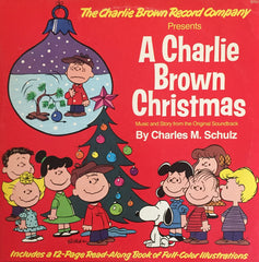 A Charlie Brown Christmas / Music and Story from the Original Soundtrack, LP