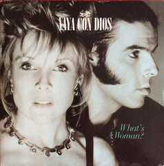 Vaya Con Dios, What's a Woman / Far Gone Now, 7'' single