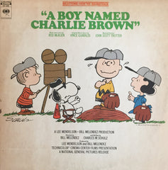 A Boy Named Charlie Brown / Selections from the Soundtrack, LP