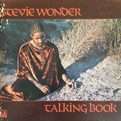 Stevie Wonder / Talking Book, LP