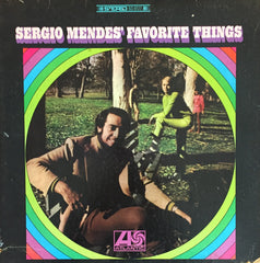 Sergio Mendes / Sergio Mendes' Favorite Things, LP