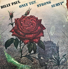 Billy Paul / Only The Strong Survive, LP
