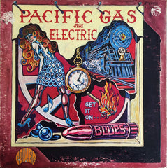 Pacific Gas And Electric / Get It On, LP