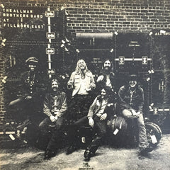 Allman Brothers, The / The Allman Brothers Band at Fillmore East, LP
