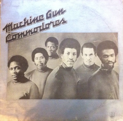 Commodores / Machine Gun, LP