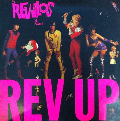 Revillos, The / Rev Up, LP