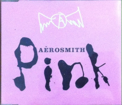 Aerosmith / Pink, Promo CD