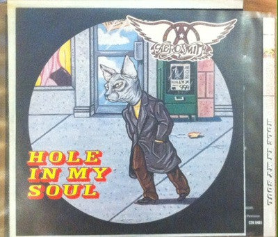 Aerosmith / Hole in my Soul, Promo CD