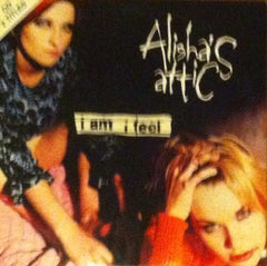 Alisha's Attic / I Am I Feel, CD Single