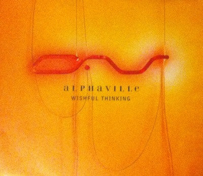 Alphaville / Wishful Thinking, Promo CD