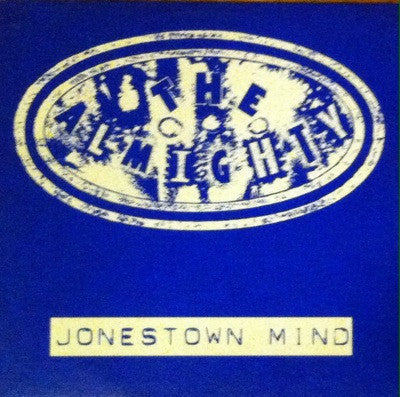Almighty, The / Jonestown Mind, CD Single