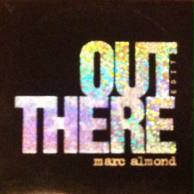 Marc Almond / Out There, Promo CD