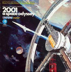 2001 A Space Odyssey / Music From the Motion Picture, LP