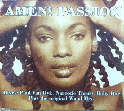 Amen! / Passion, CD Single