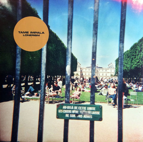 Tame Impala, Lonerism, LP