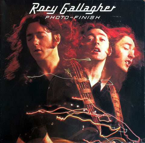 Rory Gallagher / Photo-Finish, LP
