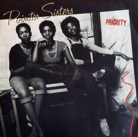 Pointer Sisters / Priority, LP