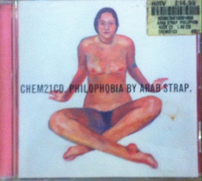 Arab Strap / Philiophobia, CD