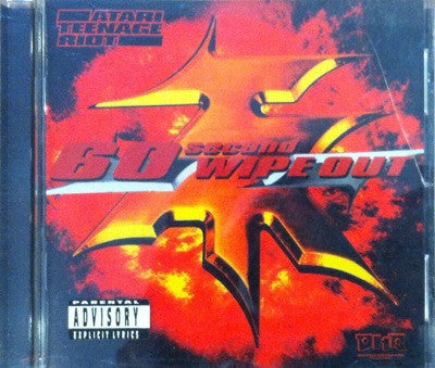 Atari Teenage Riot / 60 Second Wipeout, CD