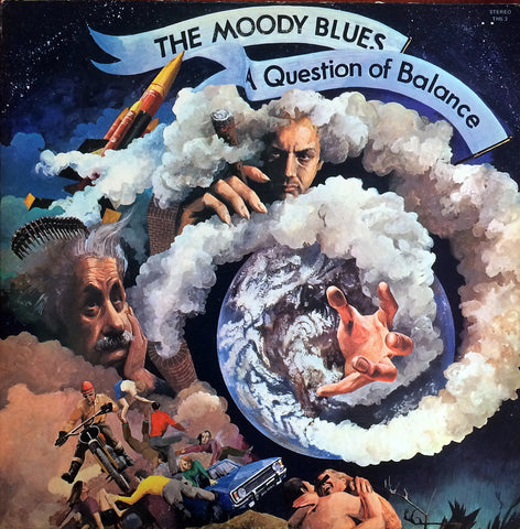 Moody Blues, The / A Question Of Balance, LP