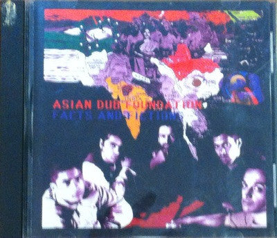 Asian Dub Foundation / Facts and Fictions, CD