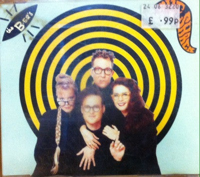 B-52's, The / Love Shack, CD Single