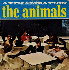 Animals, The / Animalization, LP