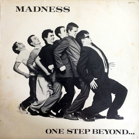 Madness / One Step Beyond..., LP