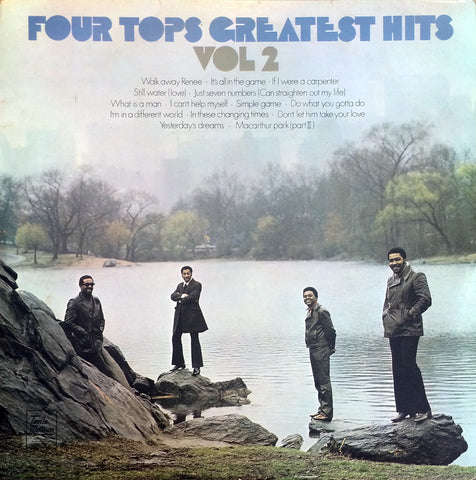 Four Tops / Greatest Hits, LP