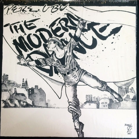 Pere Ubu / The Modern Dance, LP