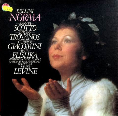 Bellini / Norma 3 LP Box