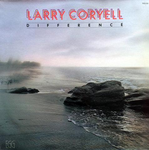 Larry Coryell / Difference, LP