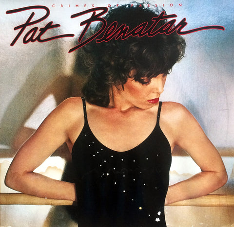 Pat Benatar / Crimes of Passion, LP