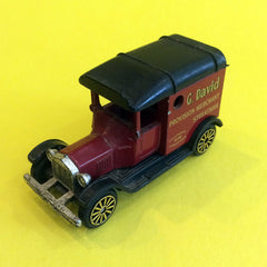 Corgi, G. David Provision Merchant T Ford Van, Model Araba