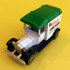 Corgi, Kellogs's Corn Flakes T Ford Van, Model Araba