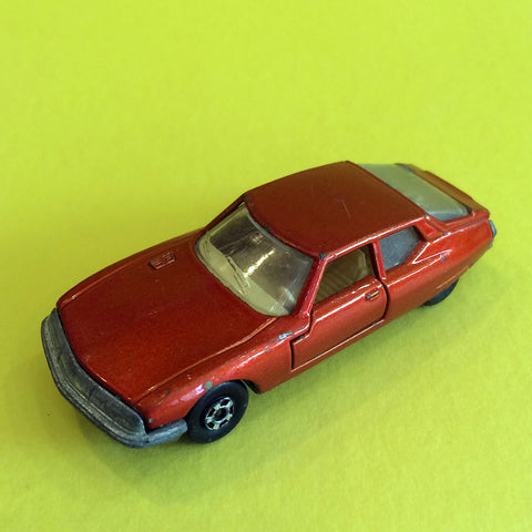 Matchbox, Citroen SM, Model Araba