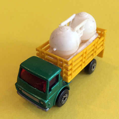 Matchbox, Dodge Cattle Truck, Model Araba