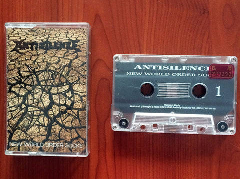 Antisilence, New World Order Sucks, Kaset