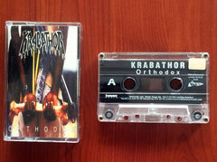 Krabathor / Orthodox, Kaset