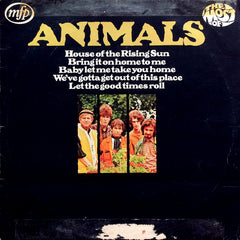 Animals, The / The Most of the Animals, LP