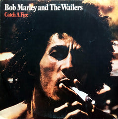 Bob Marley / Catch A Fire, LP