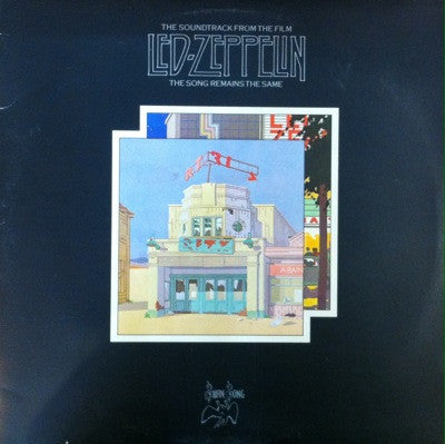Led Zeppelin / The Song Remains The Same, LP