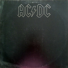 AC/DC / Back in Black, LP