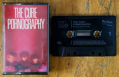 Cure, The, Pornography, Kaset