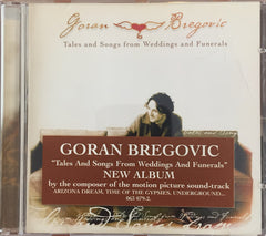 Goran Bregovic / Tales and Songs from Weddings and Funerals, CD