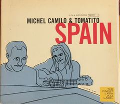 Michel Camilo & Tomatito / Spain, CD
