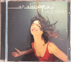 Jane Birkin / Arabesque, CD