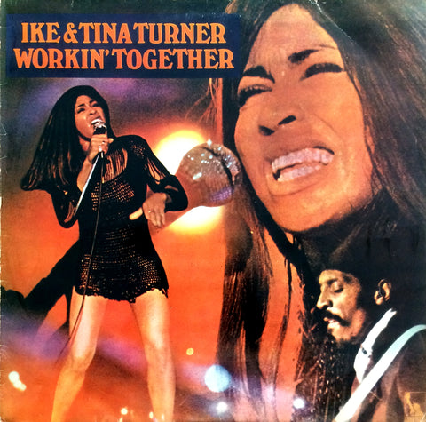 Ike & Tina Turner / Workin' Together, LP
