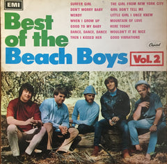Beach Boys, The / Best of the Beach Boys Vol.2 , LP